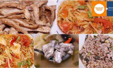 อาหารอีสานลาบ ส้มตำ เนื้อย่าง ต้มแซ่บ แบบเดลิเวอรี่กับร้าน ลูกหิน @ เพชรบุรี 7