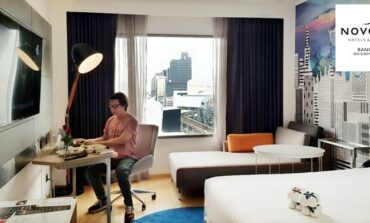 เบื่อแล้วอยู่บ้าน! มาเปลี่ยนบรรยากาศกับโปรโมชั่นล่าสุด Day Use Rooms Promotion @ Novotel Bangkok on Siam Square