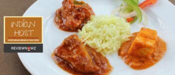 พาชิมอาหารอินเดียอร่อยๆคุณภาพดีที่ Indian Host @ สุขุมวิท 22