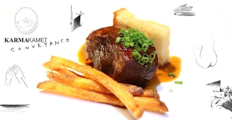 โปรโมชั่นส่วนลดกว่า 30% กับ Appreciation Tasting Menu ที่นำศิลปะ อาหาร และจินตนาการเข้าไว้ด้วยกันที่ Karmakamet Conveyance @ Sukhumvit 49