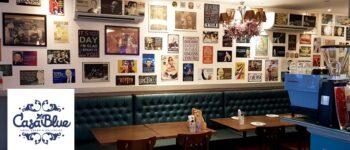 อาหารไทย-ตะวันตก รสมือจัดจ้านที่ Casa Blue Craft Brews & Delicacies @ นางลิ้นจี่